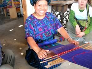Mayan fabric