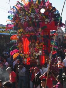 Mayan festival