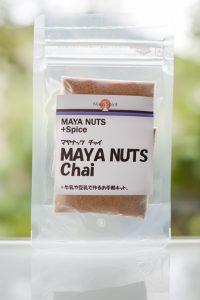 マヤナッツ・チャイ